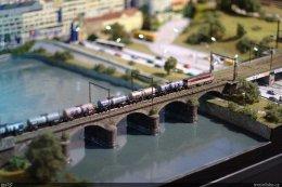 Dům vláčků - Negrelliho viadukt