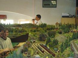 Výstava kolejiště KŽM Přerov